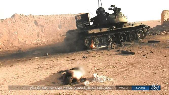 """""""Hổ Syria"""" truy diệt phiến quân IS trên chiến trường Hama (video) ảnh 6"""