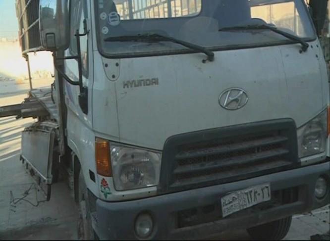 Quân đội Syria đoạt được lượng vũ khí lớn của phiến quân ở Damascus ảnh 4