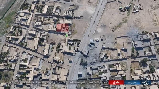 2.000 tay súng IS bị vây chặt, người Kurd Syria tuyên độc lập sau khi chiếm Raqqa ảnh 5