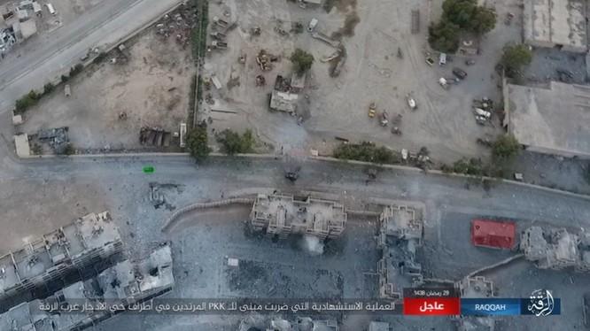 2.000 tay súng IS bị vây chặt, người Kurd Syria tuyên độc lập sau khi chiếm Raqqa ảnh 7