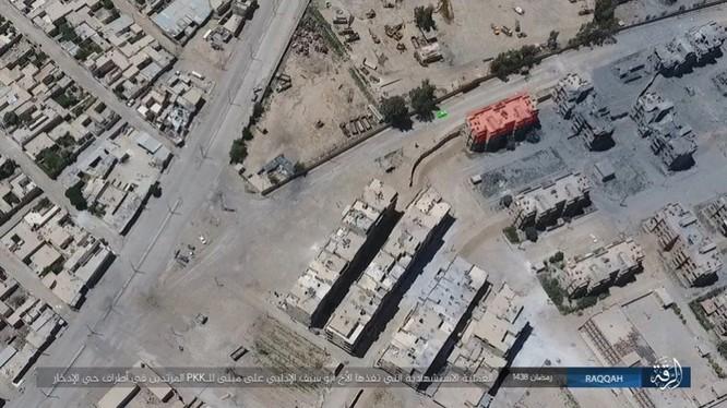 2.000 tay súng IS bị vây chặt, người Kurd Syria tuyên độc lập sau khi chiếm Raqqa ảnh 8