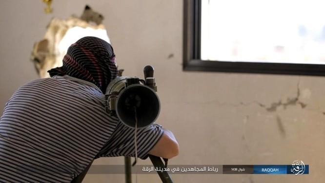 2.000 tay súng IS liều chết với người Kurd tại Raqqa ảnh 5