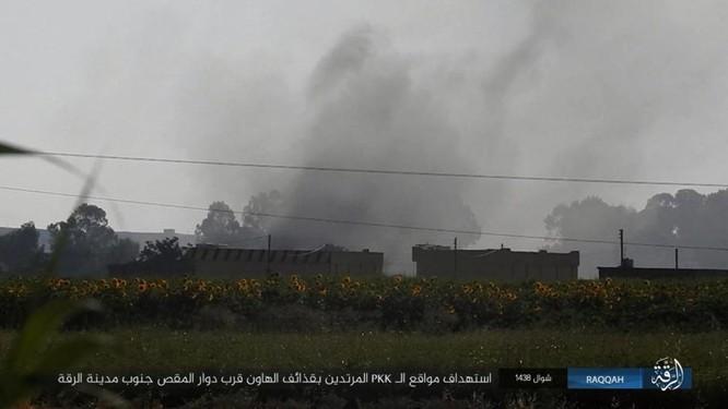 2.000 tay súng IS liều chết với người Kurd tại Raqqa ảnh 8