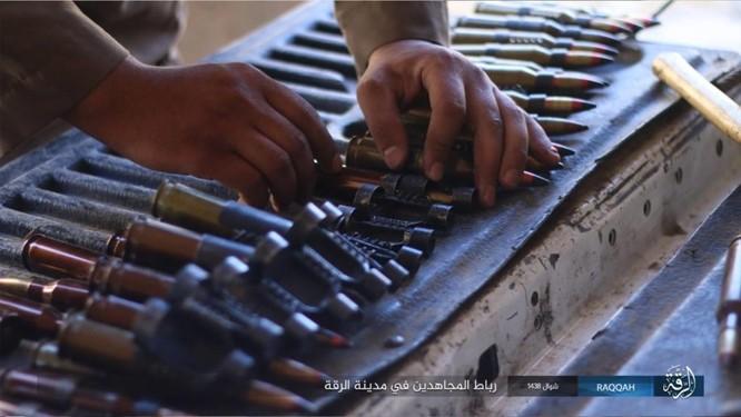 2.000 tay súng IS liều chết với người Kurd tại Raqqa ảnh 11