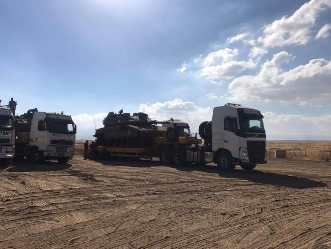 Phiến quân Syria tấn công lớn, Israel không kích dọn đường (video) ảnh 1