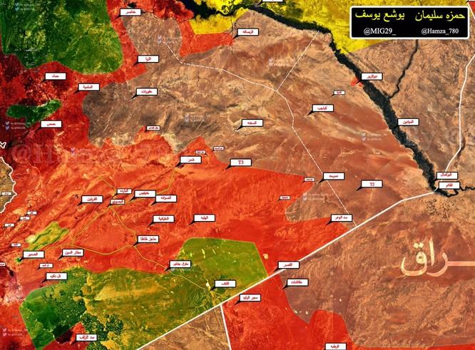 """Mỹ sốt ruột """"dọn đường"""" tấn công Syria (video) ảnh 1"""