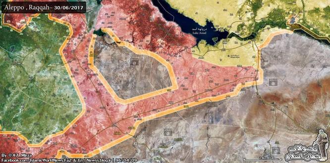Quét sạch IS ở Aleppo, quân đội Syria sắp tấn công Hama ảnh 1