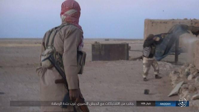 Quét sạch IS ở Aleppo, quân đội Syria sắp tấn công Hama ảnh 5