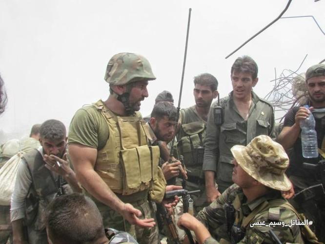 Quân đội Syria tấn công dữ dội phe thánh chiến cố thủ đông Damascus ảnh 2