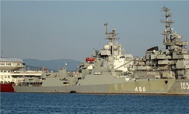 """Chiến hạm """"Báo biển"""" mới của Việt Nam tiếp tục thử nghiệm trên Biển Đen ảnh 1"""