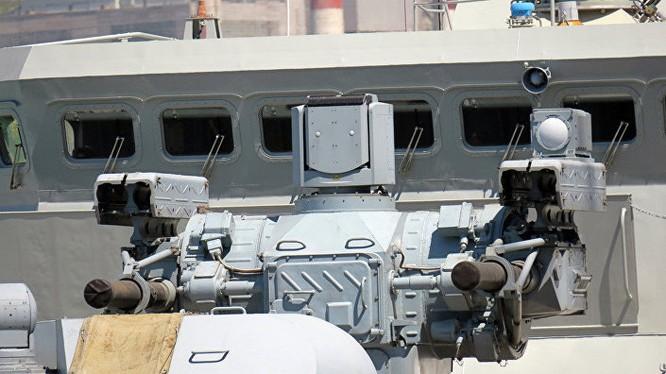 """Chiến hạm """"Báo biển"""" mới của Việt Nam tiếp tục thử nghiệm trên Biển Đen ảnh 2"""