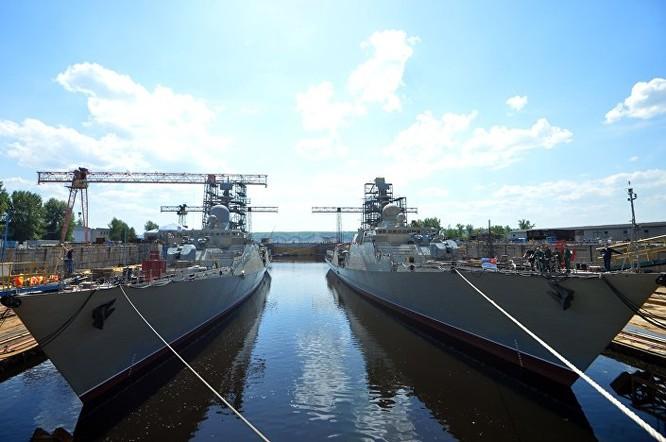 """Chiến hạm """"Báo biển"""" mới của Việt Nam tiếp tục thử nghiệm trên Biển Đen ảnh 3"""