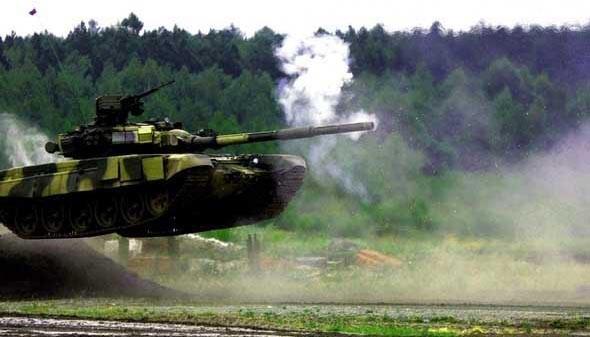 Uy lực xe tăng T-90S Việt Nam mua của Nga ảnh 1