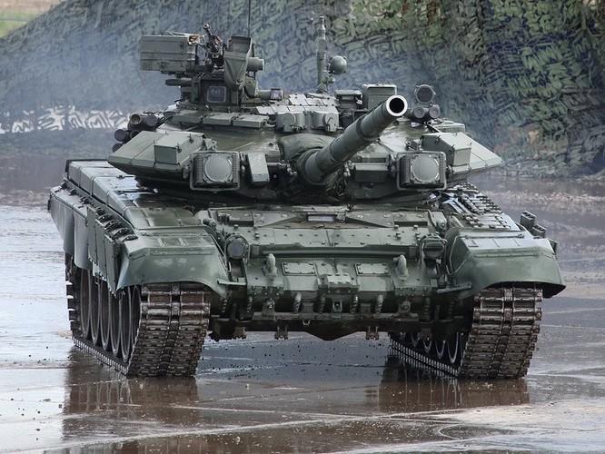 Uy lực xe tăng T-90S Việt Nam mua của Nga ảnh 2