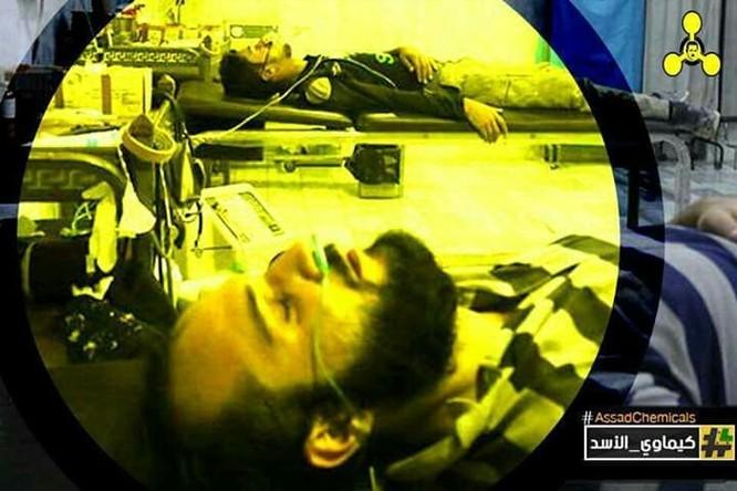 """Nga cáo buộc phiến quân Syria """"gây sự"""" để Mỹ không kích ảnh 1"""