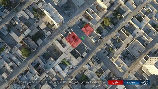 Chiến sự Syria: Người Kurd dốc sức tấn công Raqqa, Mỹ tăng viện trợ (video) ảnh 2