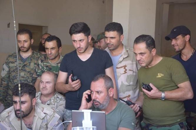 Vệ binh Syria đè bẹp phiến quân, chiếm một số địa bàn ở Damascus ảnh 3