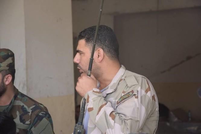 Vệ binh Syria đè bẹp phiến quân, chiếm một số địa bàn ở Damascus ảnh 8