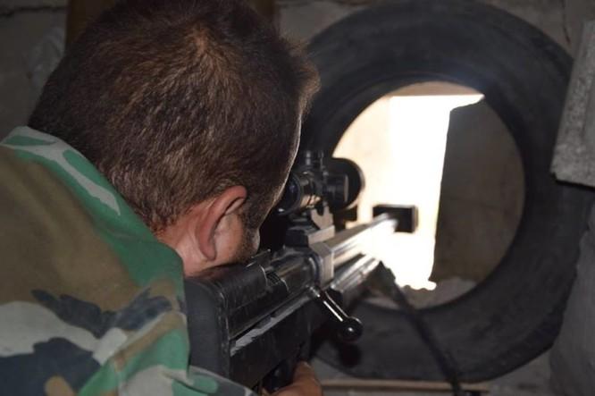 Vệ binh Syria đè bẹp phiến quân, chiếm một số địa bàn ở Damascus ảnh 13