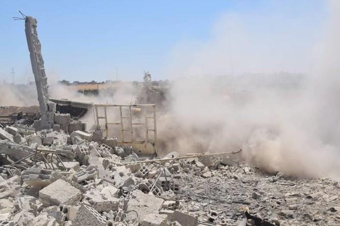 Vệ binh Syria đè bẹp phiến quân, chiếm một số địa bàn ở Damascus ảnh 17