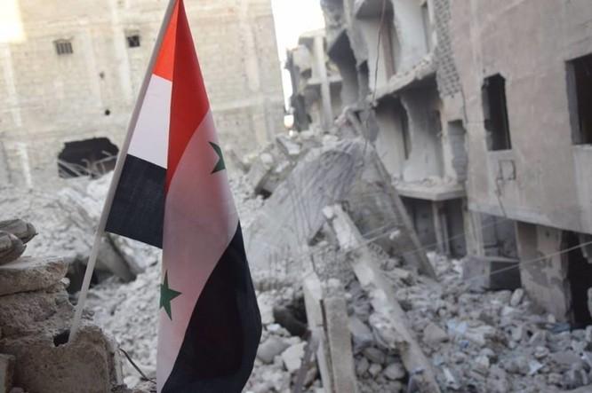 Vệ binh Syria đè bẹp phiến quân, chiếm một số địa bàn ở Damascus ảnh 18