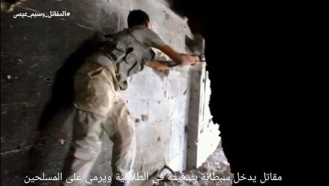Quân đội Syria chọc thủng tuyến phòng ngự phiến quân ngoại vi Damascus ảnh 3