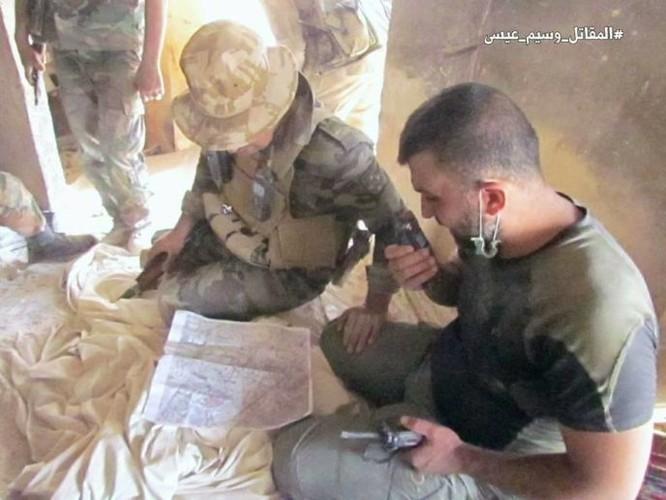 Quân đội Syria chọc thủng tuyến phòng ngự phiến quân ngoại vi Damascus ảnh 4