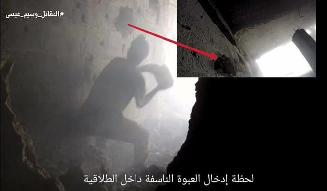 Quân đội Syria chọc thủng tuyến phòng ngự phiến quân ngoại vi Damascus ảnh 5