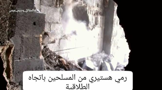 Quân đội Syria chọc thủng tuyến phòng ngự phiến quân ngoại vi Damascus ảnh 8