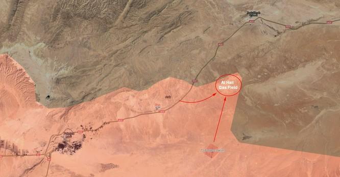 Chiến sự Syria: Quân Assad đánh chiếm cao điểm IS, tấn công về giải cứu Deir Ezzor ảnh 1