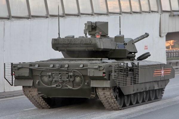 """Siêu tăng Nga """"chấp tất"""" tên lửa, đạn pháo ảnh 4"""