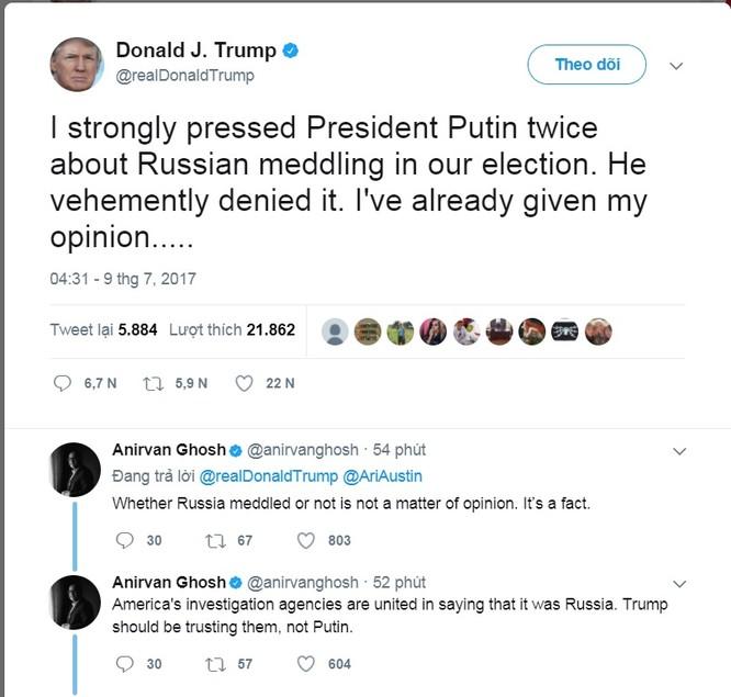 Điều gì khiến ông Putin nổi giận trong cuộc gặp Donald Trump? ảnh 1