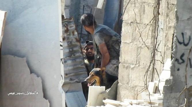 Chiến sự Syria: Vệ binh cộng hòa diệt hàng loạt phiến quân ở ngoại vi Damascus ảnh 1