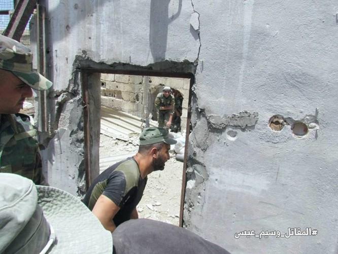Chiến sự Syria: Vệ binh cộng hòa diệt hàng loạt phiến quân ở ngoại vi Damascus ảnh 2