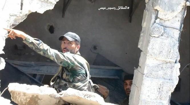 Chiến sự Syria: Vệ binh cộng hòa diệt hàng loạt phiến quân ở ngoại vi Damascus ảnh 4