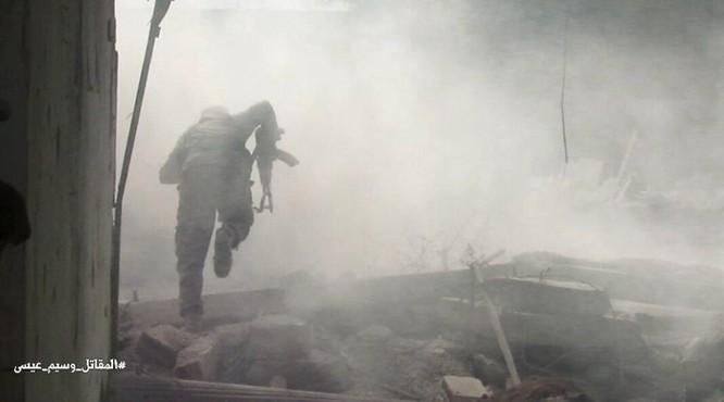 Chiến sự Syria: Vệ binh cộng hòa diệt hàng loạt phiến quân ở ngoại vi Damascus ảnh 5