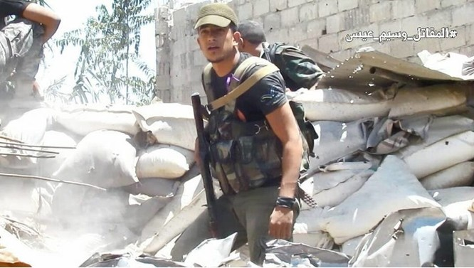 Chiến sự Syria: Vệ binh cộng hòa diệt hàng loạt phiến quân ở ngoại vi Damascus ảnh 7