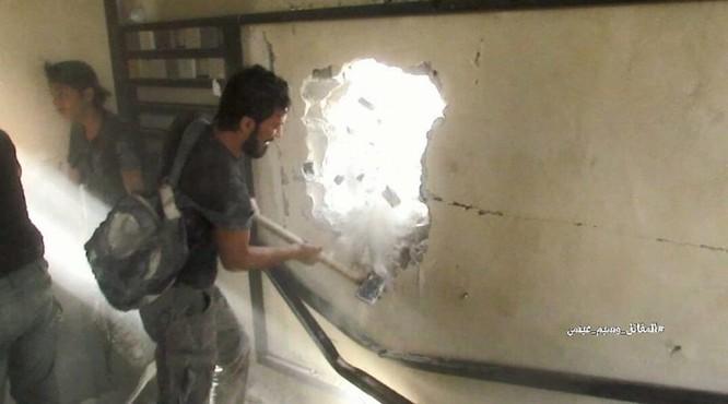 Chiến sự Syria: Vệ binh cộng hòa diệt hàng loạt phiến quân ở ngoại vi Damascus ảnh 8