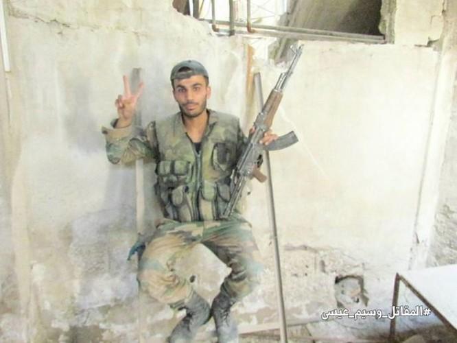 Chiến sự Syria: Vệ binh cộng hòa diệt hàng loạt phiến quân ở ngoại vi Damascus ảnh 11