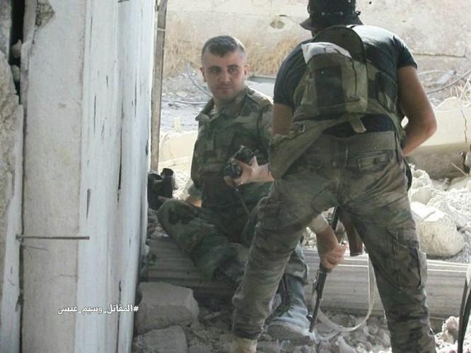 Chiến sự Syria: Vệ binh cộng hòa diệt hàng loạt phiến quân ở ngoại vi Damascus ảnh 13