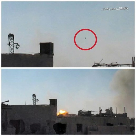 Chiến sự Syria: Vệ binh cộng hòa diệt hàng loạt phiến quân ở ngoại vi Damascus ảnh 14