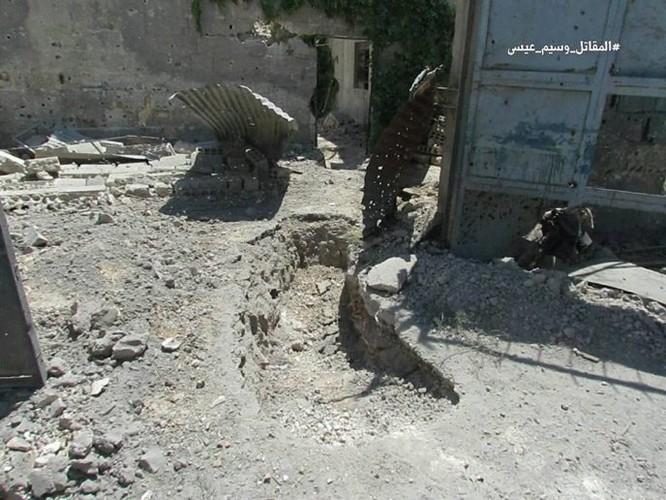 Chiến sự Syria: Vệ binh cộng hòa diệt hàng loạt phiến quân ở ngoại vi Damascus ảnh 17