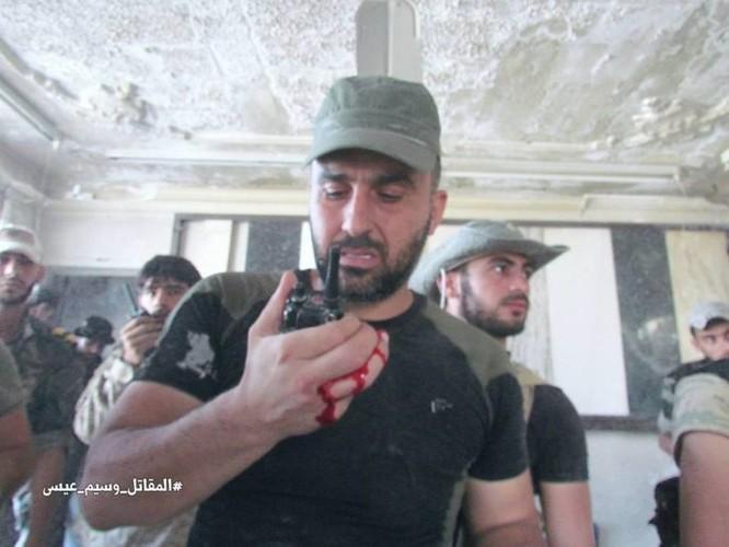 Chiến sự Syria: Vệ binh cộng hòa diệt hàng loạt phiến quân ở ngoại vi Damascus ảnh 18