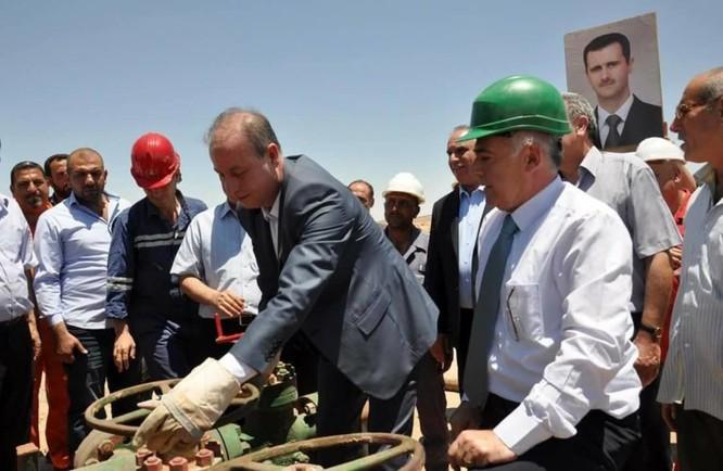 Syria đưa vào hoạt động các mỏ khí gas từng bị IS chiếm đóng ảnh 1