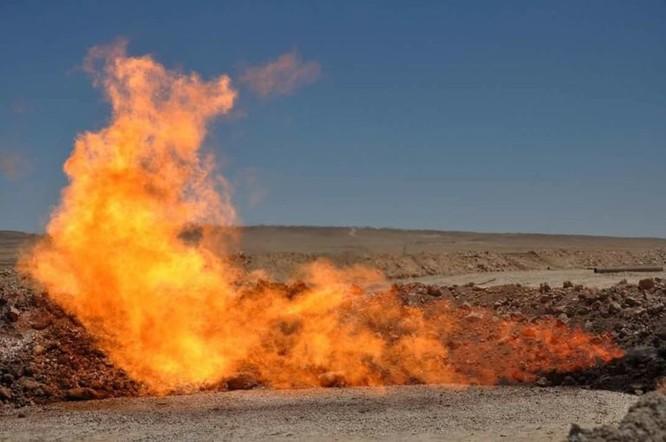 Syria đưa vào hoạt động các mỏ khí gas từng bị IS chiếm đóng ảnh 2