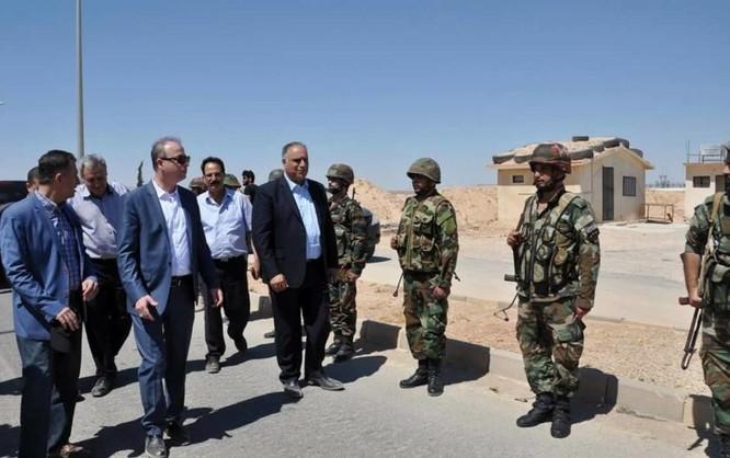 Syria đưa vào hoạt động các mỏ khí gas từng bị IS chiếm đóng ảnh 3
