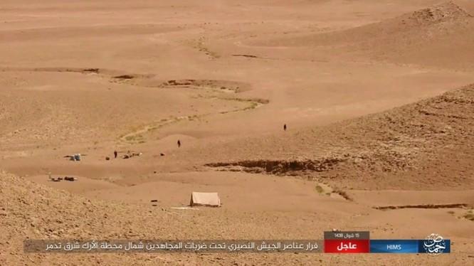Quân đội Syria bất ngờ hứng thất bại trước IS tại Homs ảnh 11