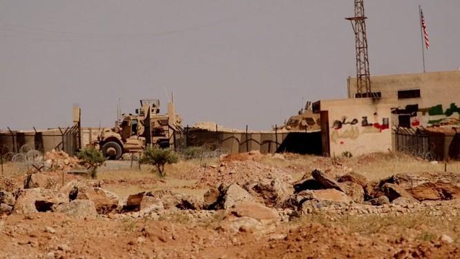 Chiến sự Syria: Mỹ âm thầm xây hàng chục sân bay mưu đồ lâu dài ảnh 1