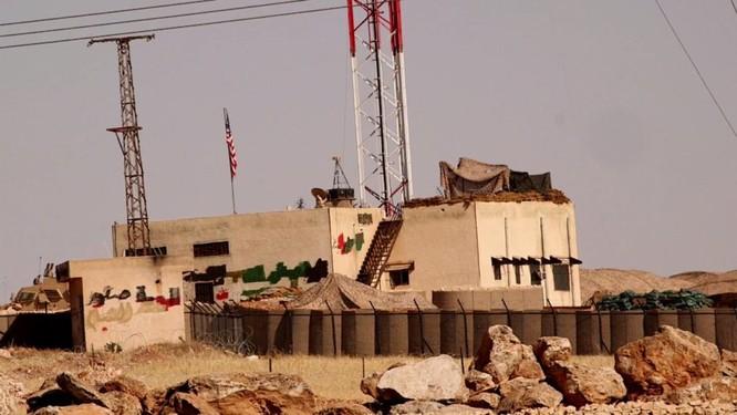 Chiến sự Syria: Mỹ âm thầm xây hàng chục sân bay mưu đồ lâu dài ảnh 2