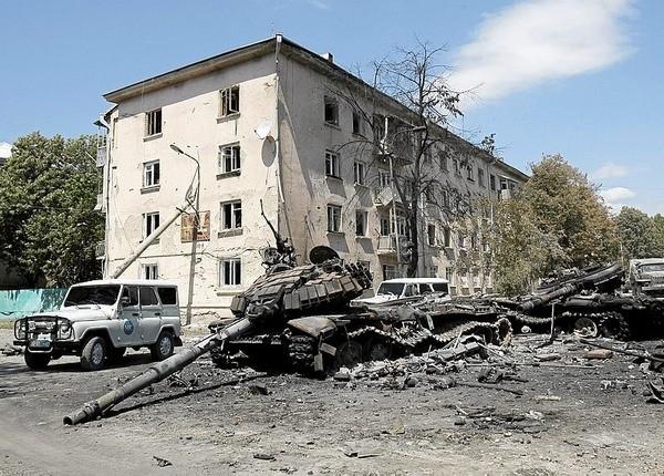 Phát đạn chống tăng thay đổi kết cục cuộc chiến Nga-Gruzia 2008 ảnh 1
